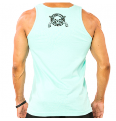 1791 EAGLE TANK - BABY BLUE