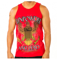 1791 EAGLE TANK - RED